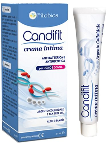 Candifit crema vaginale 30 ml + 6 applicatori vaginali