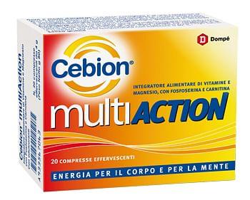 CEBION MULTIACTION 20 COMPRESSE EFFER