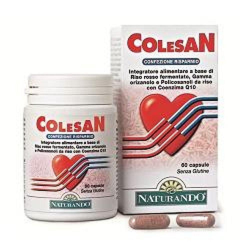 Colesan 60 capsule