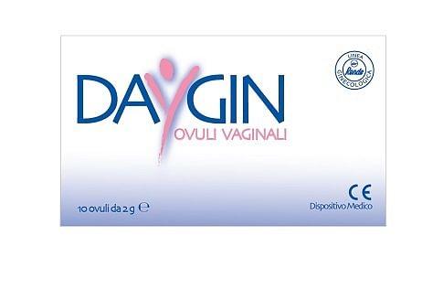 Daygin ovuli vaginali 10 ovuli 2 g