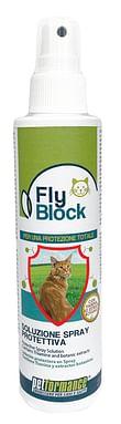 Flyblock lozione antiparassitaria gatto 150 ml