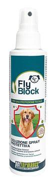 Flyblock lozione antiparassitaria cane 150 ml
