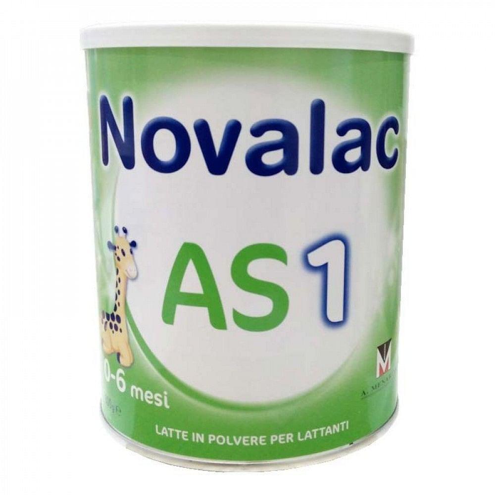 Novalac as 1 latte in polvere per bambini da 0 a 6 mesi 800g