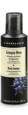 Ginepro nero schiuma da barba energizzante 200 ml