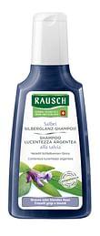 Rausch shampoo lucentezza argentea alla salvia 200 ml