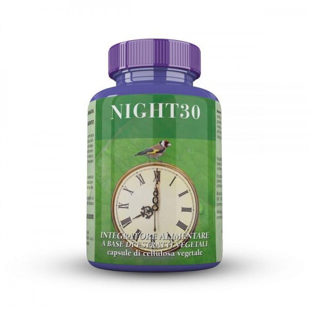 NIGHT 30 60 CAPSULE 28,8 G