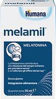 Melamil humana 30 ml