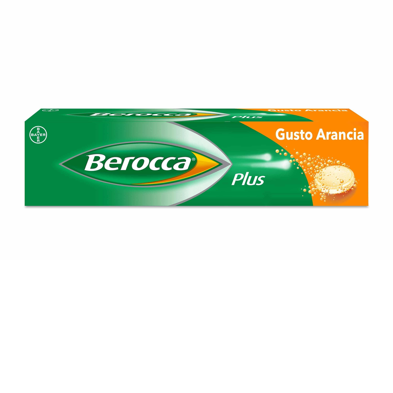 BEROCCA PLUS 15 COMPRESSE EFFERVESCENTE