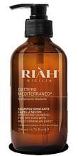 Riah dattero shampoo idratante per capelli secchi 200 ml