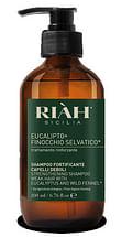 Riah eucalipto e finocchio shampoo fortificante capelli deboli 200 ml