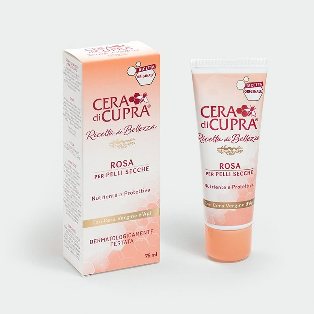 CUPRA CREMA ROSA PELLE SECCHE 75ML