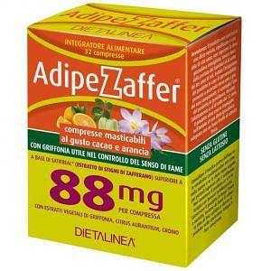 DIETALINEA ADIPEZAFFER 32 COMPRESSE