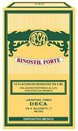 RINOSTIL FORTE 10 FLACONI MONO 5ML