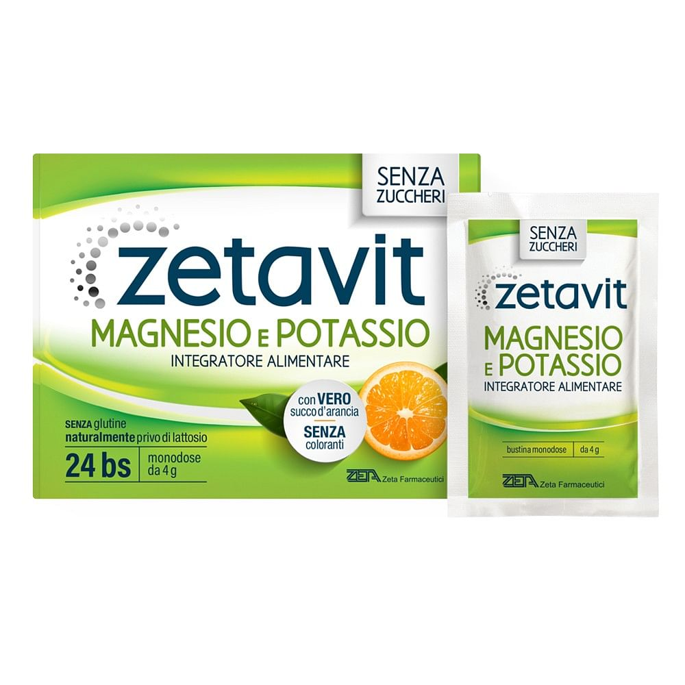 ZETAVIT MAGN POTASS S/Z 24 BUSTINE
