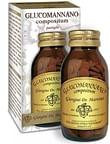 Glucomannano compositum 180 pastiglie 90 g