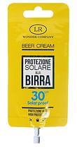 Beer cream protezione solare alta alla birra spf 30 15 ml