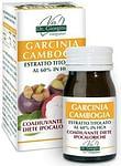 Garcinia cambogia estratto titolato 60 pastiglie