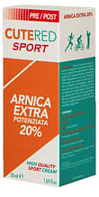 Cutered sport arnica extra potenziata 50 ml