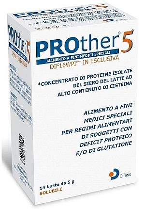 PROTHER 5 14 BUSTINE