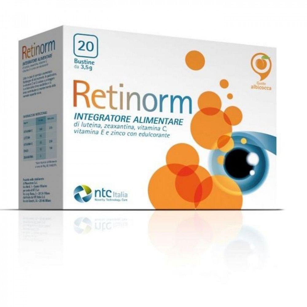 RETINORM 20 BUSTINE 3,5G