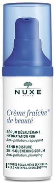 Nuxe creme fraiche de beaute serum booster d hydratation 48h 30 ml