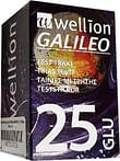 Wellion galileo strips 25 glicemia