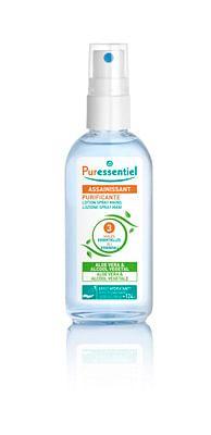 Purificante lozione spray mani 80 ml