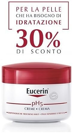 EUCERIN PH5 CREMA 75ML -30%