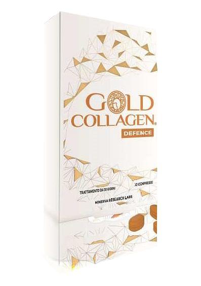 GOLD COLLAGEN DEFENCE 30 COMPRESSE