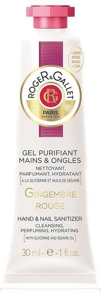 Gel igienizzante mani gingembre rouge 30 ml