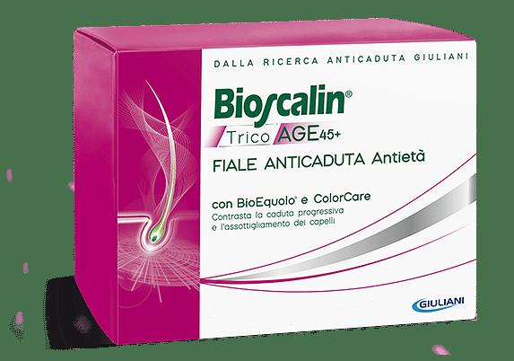Bioscalin tricoage fiale doppia taglio prezzo