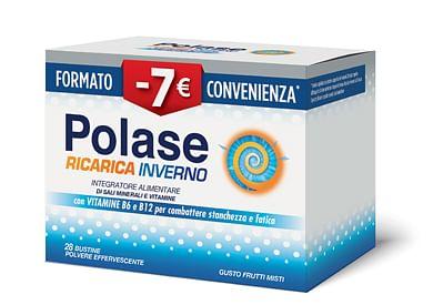 POLASE RICARICA INVISIBILE 28 BUSTINE PRO