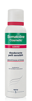SOMAT C DEODORANTE UOMO SPRAY 150ML