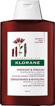 Klorane shampoo chinina e vitamine b l18 400 ml