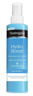 Neutrogena hydro boost acqua spray corpo 200 ml
