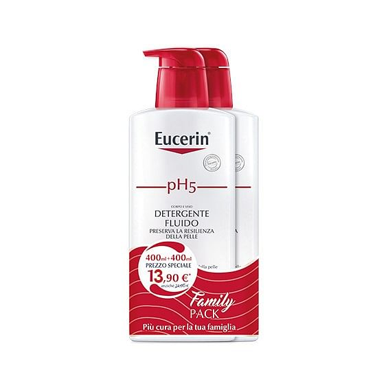 EUCERIN PH5 DETERGENTE 2X400ML19