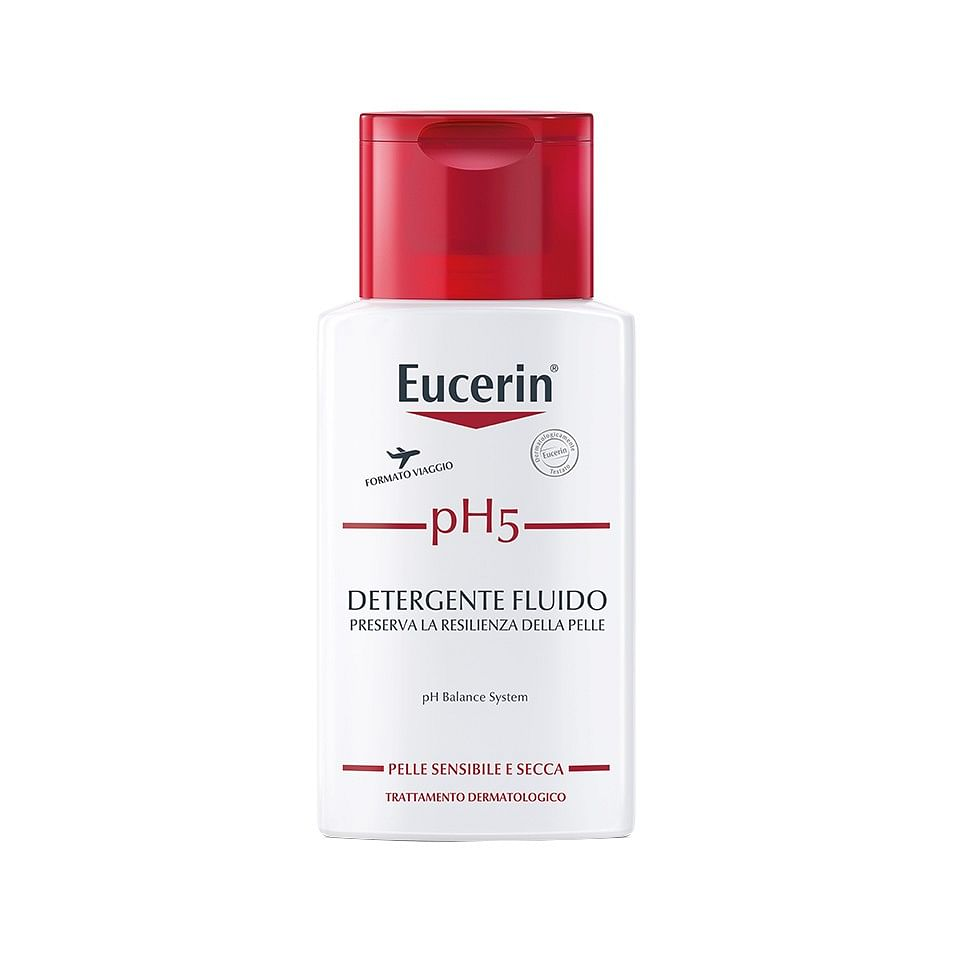 EUCERIN PH5 FLUIDO DETERGENTE 100ML
