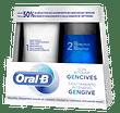 Oral-b trattamento intensivo gengive 85 ml + 63 ml