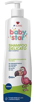 Babystar shampoo delicato 500 ml 976310704