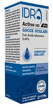 Gocce oculari sterilens idra active hd plus 10 ml con acidoialuronico 0,40%
