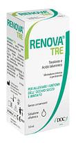 Renova tre collirio a base di trealosio e acido ialuronico 10 ml senza conservanti