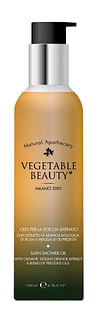 Vegetable beauty olio doccia satinato 200 ml