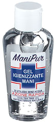 Manipur gel igienizzante 120 ml