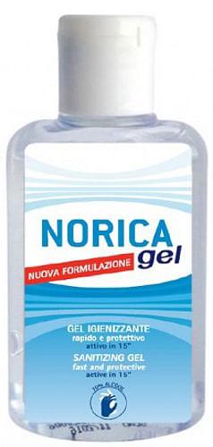 NORICA GEL IGIEN MANI NUOVA FORMULA 80ML