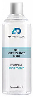 Adl farmaceutici gel igienizzante 250 ml