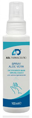 Adl spray igienizzante mani 100 ml