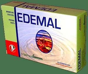 EDEMAL 20 COMPRESSE