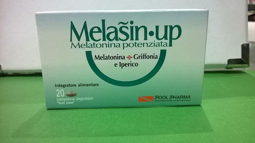 MELASIN UP 1MG 20 COMPRESSE