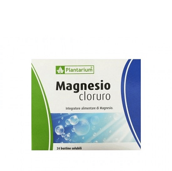 Magnesio cloruro plantarium 10 bustine