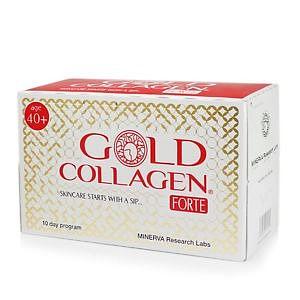 GOLD COLLAGEN FORTE 10 FLACONI
